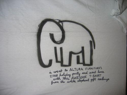 White Elephant Michael Parich