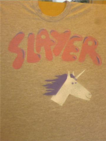 Michael Parich Slayer Shirt