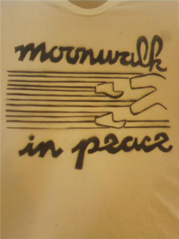 Michael Parich Moonwalk In Peace