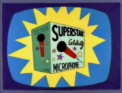 SUPERSTAR MICROPHONE MAN MOVIE MONTH