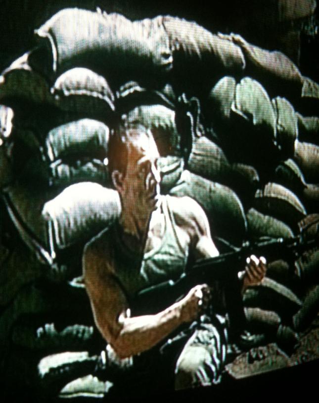 JCVD WAR HERO MAN MOVIE MONTH