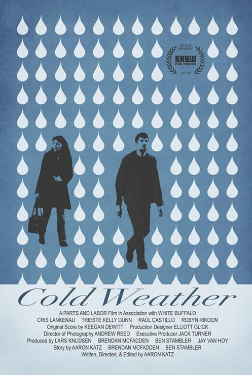 COLD WEATHER MANLY MOVIE MONTH