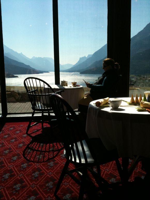 Tea Sandwiches, asst'd, Prince of Wales Hotel, Waterton, Alberta, Canada