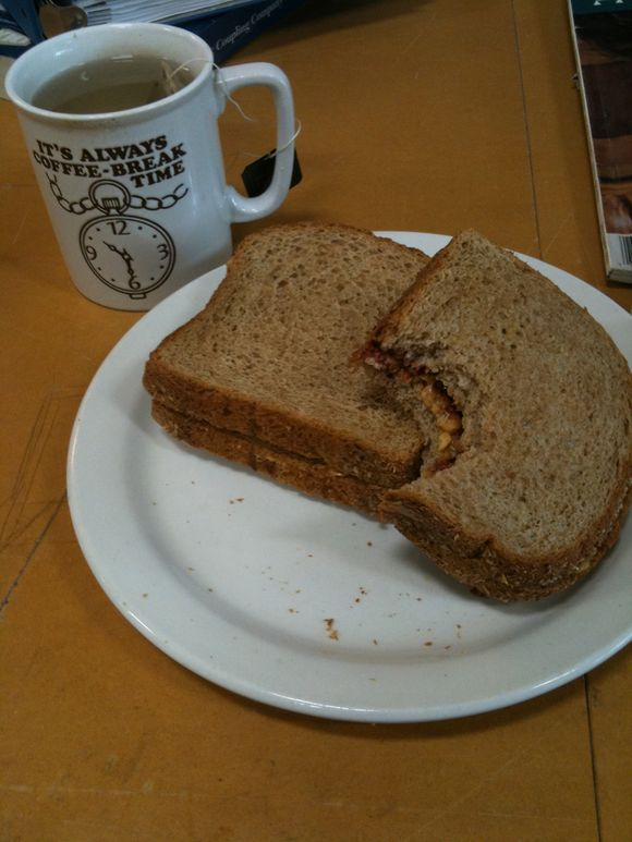 Pbj/double up, lunch standards