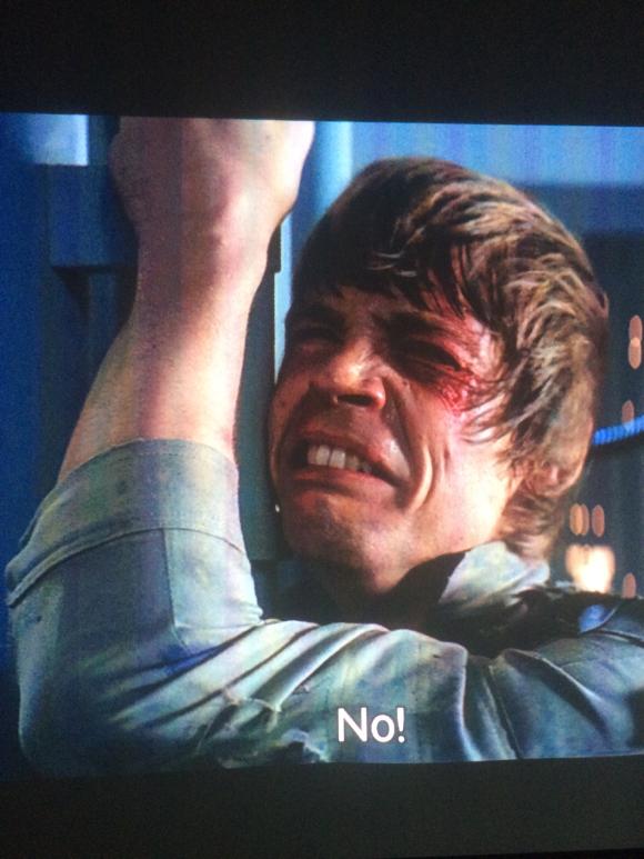 Star Wars in 1 day: Ep 5: LEAVE LUKE ALONE!