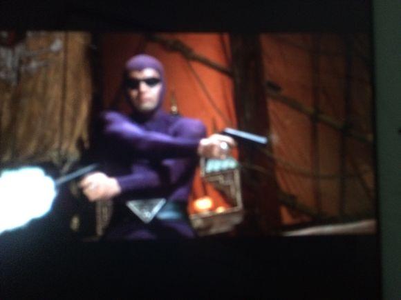 The Phantom: New York Socialites GET WILD!