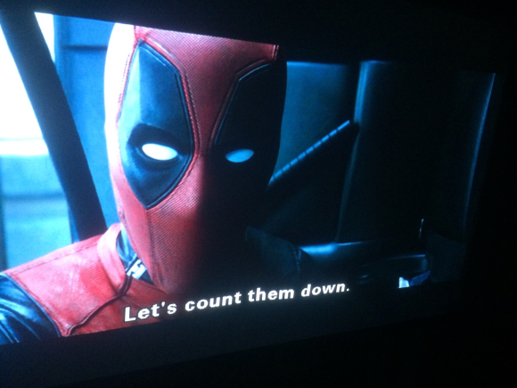 Dead pool: this guy